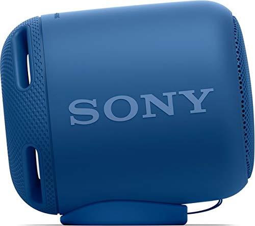 Sony SRS-XB10, Altavoz Inalámbrico Portátil, Bluetooth, Azul