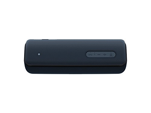 Sony SRSXB31B - Altavoz portátil Bluetooth (Extra Bass, Modo Sonido Live, Party Booster, Luces de Fiesta llamativas, Conector USB para Cargar Smartphone), Color Negro