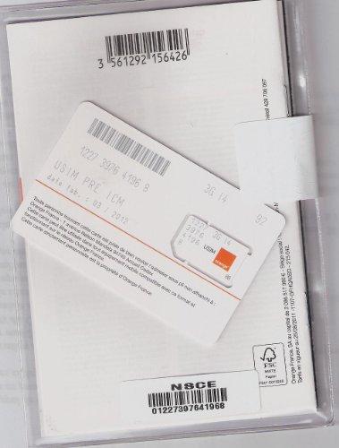Tarjeta de prepago Orange (Francia)