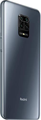 "Xiaomi Redmi Note 9 Pro - Smartphone de 6.67"" (6 GB RAM, 64 GB ROM, cámara AI Quad de 64 MP, batería de 5020 mAh) Interstellar Grey [International Version]"