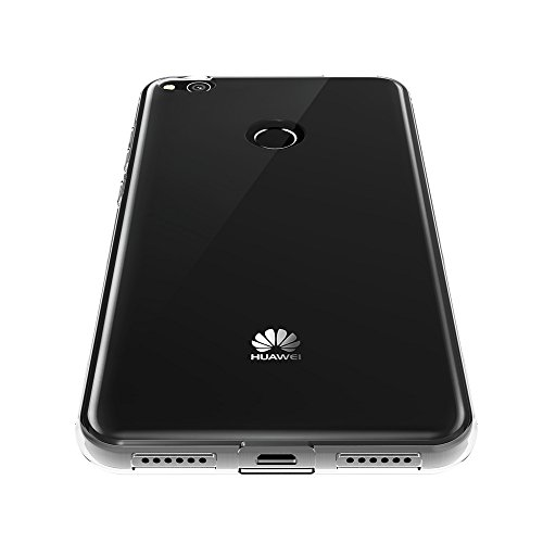 AICEK Funda Huawei P8 Lite 2017, Transparente Silicona Fundas para P8 Lite 2017 Carcasa (5,2 Pulgadas) Silicona Funda Case