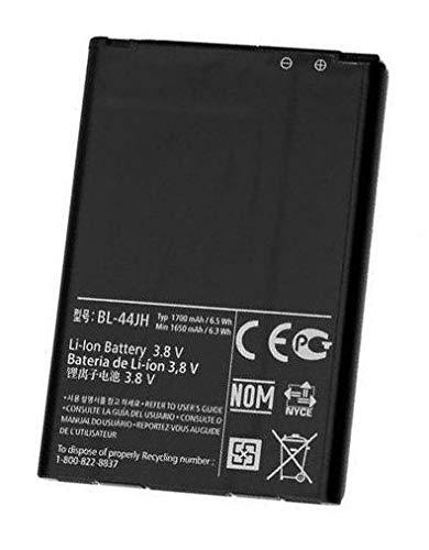 Bateria Compatible con LG Optimus L7 P700 //P750 / LG Wine Smart/Optimus L5 2 II E460| Model: BL-44JH