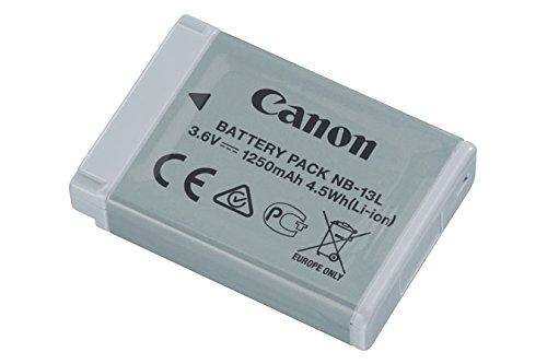 Canon NB-13L - Batería para cámara de Fotos Canon PowerShot G7 X