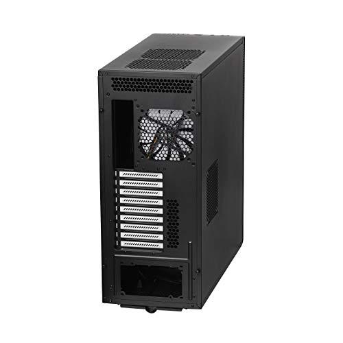 """Fractal Design Define FD-CA-DEF-XL-R2-BL - Caja de Ordenador (Placa Base ATX, 4 bahías externas de 5,25"""", 6 bahías internas de 3,5"""", 2 USB 3.0), Color Negro"""