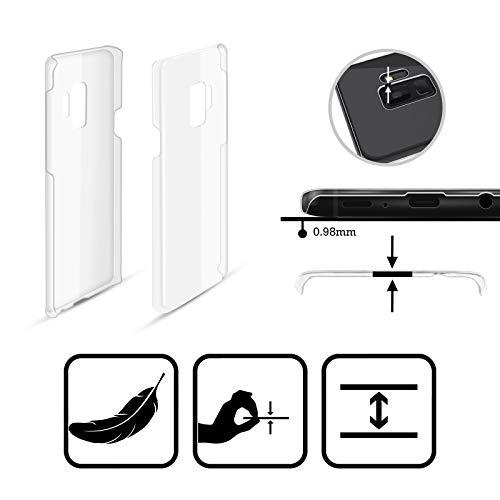 Head Case Designs Oficial Anne Stokes Truco o Trato Dragones 5 Carcasa rígida Compatible con Samsung Galaxy A5 (2017)
