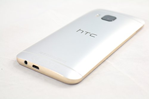 "HTC One M9 - Smartphone libre Android (5"", 32 GB, 3 GB RAM, 20 MP), color gris"