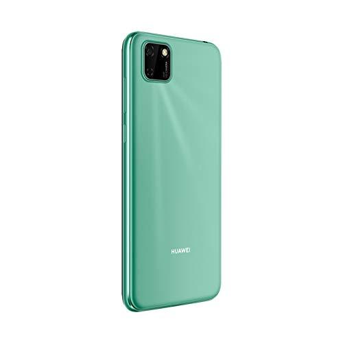 Huawei Y5P - Smartphone 32GB, 2GB RAM, Dual Sim, Mint Green