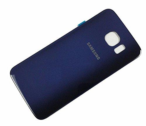 Ilovemyphone Tapa Bateria para Samsung Galaxy S6 G920F Azul Oscuro Bateria Back Cover Trasera