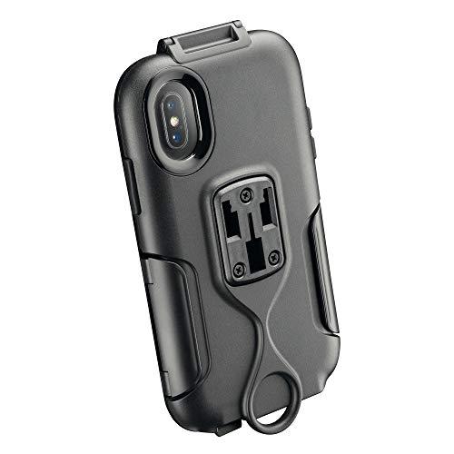 Interphone cellularline SMIPHONEX | Soporte Moto IphoneX