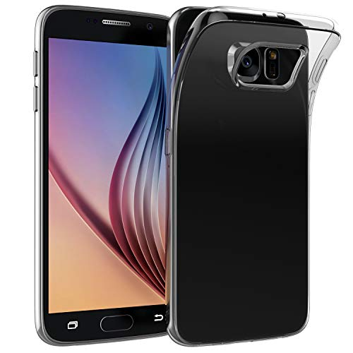 JETech Funda para Samsung Galaxy S6, Anti-Choques y Anti-Arañazos, Transparente