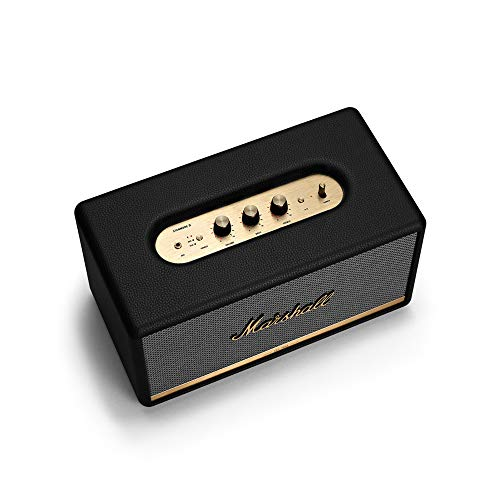 Marshall Stanmore II - Alta Voz Bluetooth, Color Negro, EU