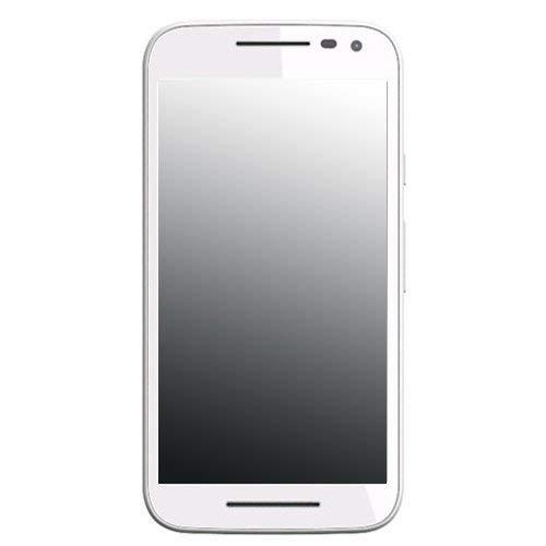 Motorola Moto G (3rd Gen) XT15418GB blanco/verde fábrica desbloqueado 4G/LTE teléfono móvil