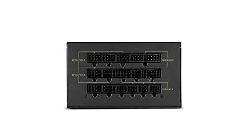 Nox Hummer X 650W 80Plus Gold - NXHUMMERX650WGD - Fuente de Alimentación (650 W), Color Negro