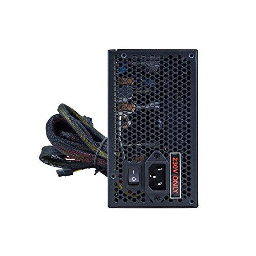 Nox NX 750W - NXS750 - Fuente de Alimentación (750 W), Color Negro