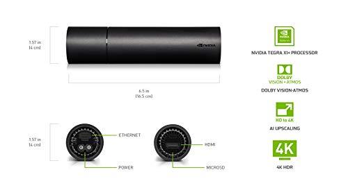 NVIDIA - Reproductor de streaming multimedia, 2 GB, Bluetooth, Wi-Fi