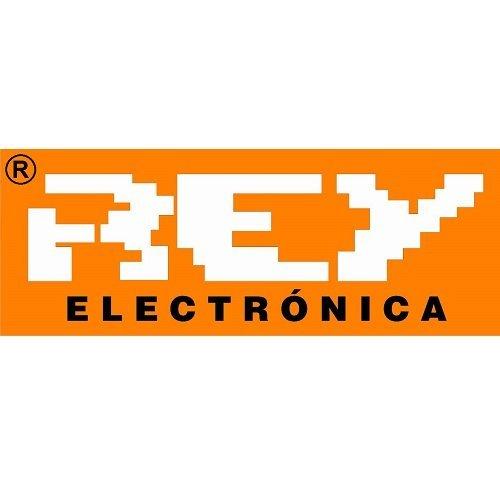 REY Protector de Pantalla para Sony Xperia XZ1, Cristal Vidrio Templado Premium