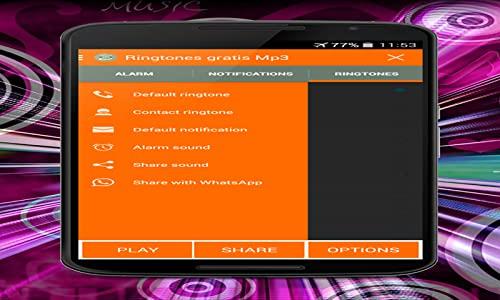 Ringtones free MP3