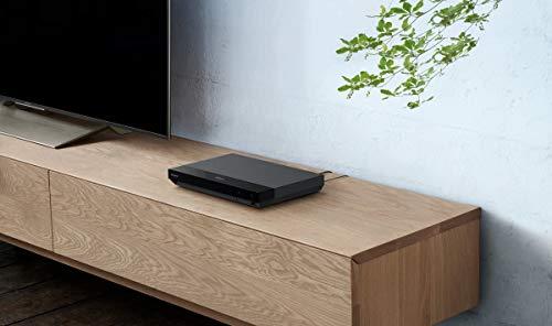 Sony UBP-X700B, Reproductor de BLU-Ray 4K UHD, Dolby Vision, Negro