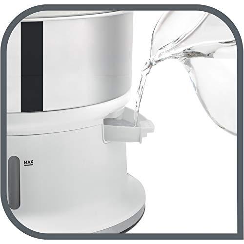 Tefal Convenient Series - Vaporera, 6 litros, plástico