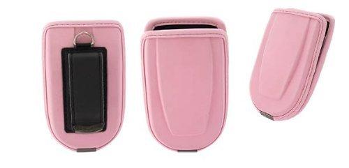 De vacío Belt Clip Pouch Holder Case Roze voor Nokia N80