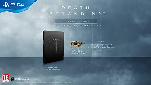 Death Stranding - Edición Especial (PS4)