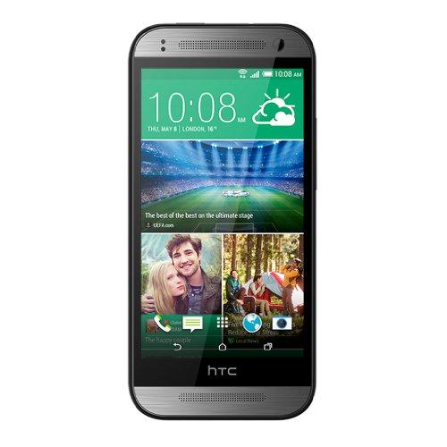 "HTC One Mini 2 4.5"" SIM única 4G 1GB 16GB 2100mAh Gris - Smartphone (11,4 cm (4.5""), 720 x 1280 Pixeles, 1 GB, 16 GB, 13 MP, Gris)"