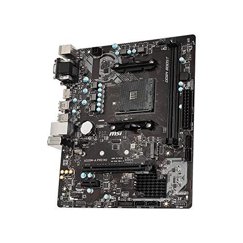 MSI A320M-A Pro M2, AM4, 2X DDR4, 1PC