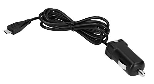 mumbi 10944 - Cargador para Auto, Compatible con Sony Xperia Z ZL V E S U U Sola