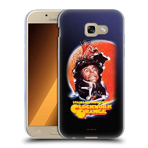 Official A Clockwork Orange Poster 1 Poster Art Soft Gel Case Compatible for Samsung Galaxy A5 (2017)