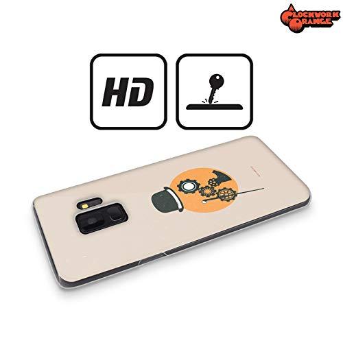 Official A Clockwork Orange Ultraviolence Key Art Soft Gel Case Compatible for Samsung Galaxy A5 (2017)