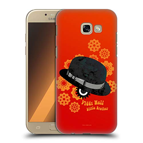Official A Clockwork Orange Viddy Well Graphics Hard Back Case Compatible for Samsung Galaxy A5 (2017)
