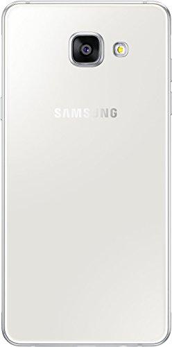 SAMSUNG Galaxy A5 (2016) - Smartphone Libre Android (5.2'', 13 MP, 2 GB RAM, 16 GB, 4G), Color Blanco- Versión Extranjera
