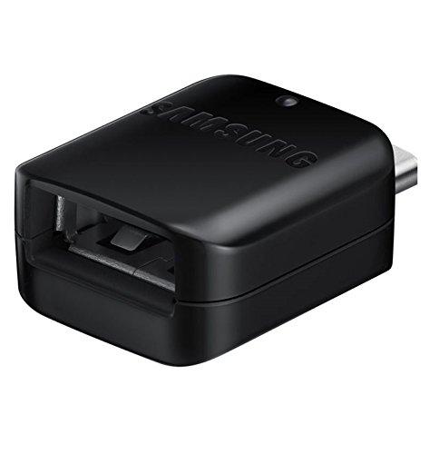 Samsung GH98-41288A - Adaptador OTG USB Tipo A a Conector USB Tipo C para Galaxy S8/S8 Plus y Otros teléfonos Tipo C (sin Embalaje al por Menor, a Granel)
