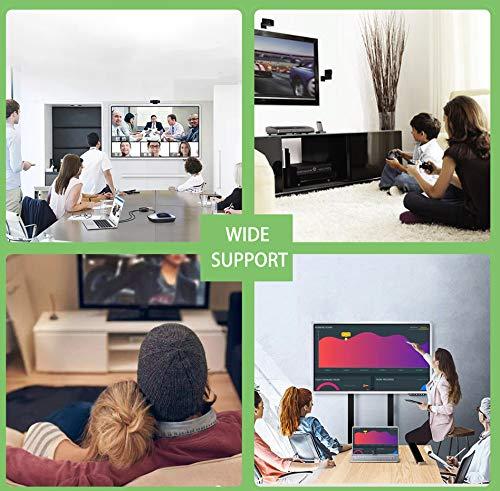 SwiftLand - Cable Adaptador de Phone a HDMI 1080p, HDTV, Digital, AV, 3 en 1 (HDMI+ USB + Carga), Adaptador USB a teléfono, Compatible con Phone 11 /XS/X/8/7/6 /Pad Air/Mini/Pod