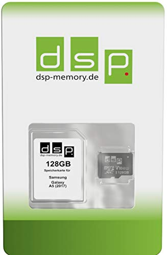 Tarjeta de Memoria de 128 GB (Clase 10) para Samsung Galaxy A5 (2017)