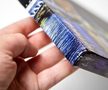 Cómo cuidar sus impresiones en lienzo