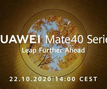Huawei Mate 40 livestream: cómo ver el lanzamiento del nuevo teléfono Huawei en vivo.