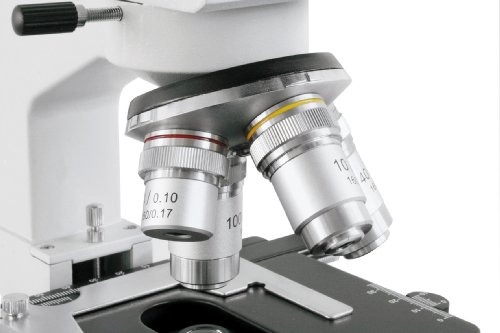 Bresser 5723100 Researcher Trino 40-1000x Microscopio