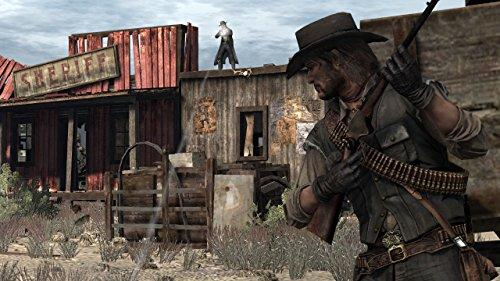 Jack of All Games Red Dead Redemption: Game of the Year Edition, Xbox 360 Xbox 360 Inglés vídeo - Juego (Xbox 360, Xbox 360, Acción / Aventura, Modo multijugador, M (Maduro))