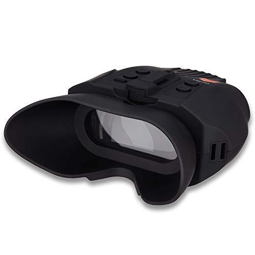 Nightfox Swift - Gafas de visión Nocturna por infrarrojo Digital - Recargables - 70 m de Alcance