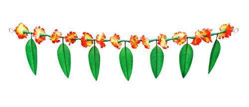 PEEGLI Paquete Hecho A Mano De 2 Toran De Hojas Y Flores Artificiales para Colgar En La Puerta Tradicional para Decoración