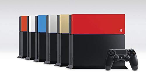 Sony - Carcasa Intercambiable Para Consola Playstation 4, Color Dorado