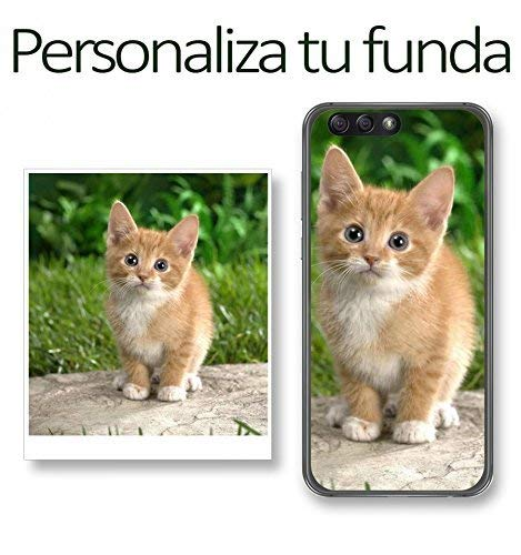 Tumundosmartphone Personaliza tu Funda Gel con tu Fotografia para Alcatel 1 / Orange Rise 54 / Vodafone Smart E9 Dibujo Personalizada
