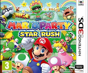 mario party 3ds star rush