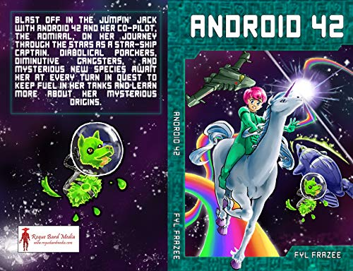 Android 42 (English Edition)