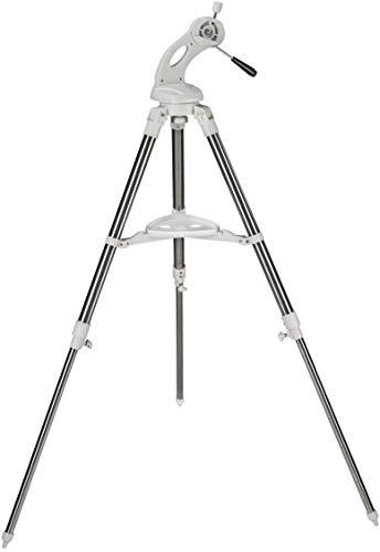Bresser Nano AZ - Montura telescópica con trípode para telescopios (hasta 4 kg)