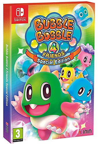 Bubble Bobble 4 Friends - Special Edition