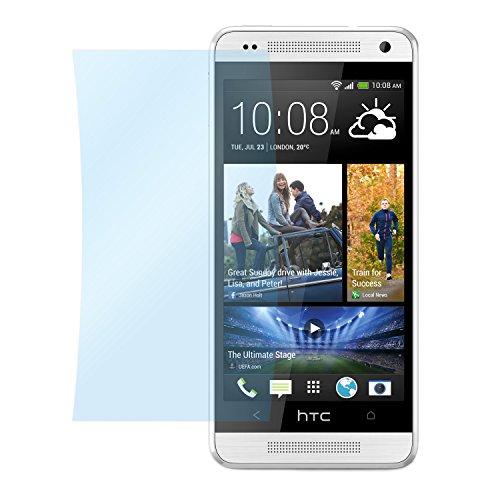 doupi Pantalla Película Protectora para HTC One Mini (M4), Ultrathin Mate Anti Reflexión Reflejando optimizado Display Protector (3X en el Paquete)
