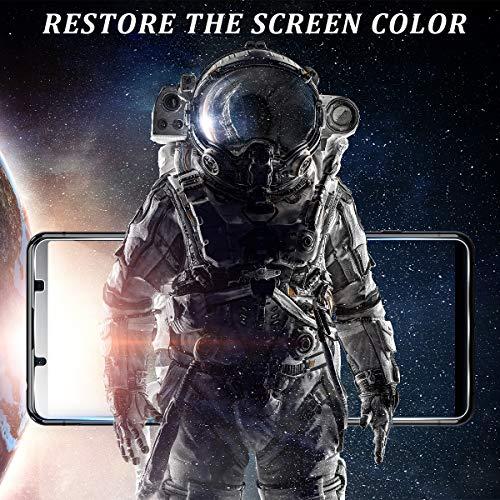 ELYCO Protector de Pantalla para Sony Xperia 5 II, [2 Piezas] [Alta Definicion] 9H Dureza Anti-Caída/Anti-Rasguños Sin Burbujas Cristal Templado Vidrio Templado para Sony Xperia 5 II