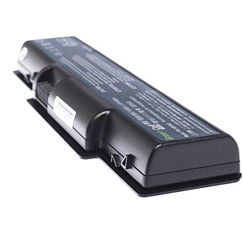 Green Cell Pro Batería para Acer Aspire 5738Z-4111 5738Z-422G25N 5738Z-4297 5738Z-4333 5738Z-433G25Mn 5738Z-433G32 5738Z-4372 5738Z-4574 5738Z-4853 5738ZG Portátil (5200mAh 11.1V Negro)